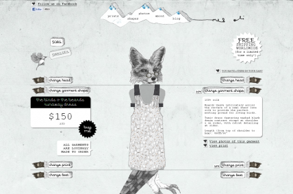 30 Examples Of Large Background Images In Web Design