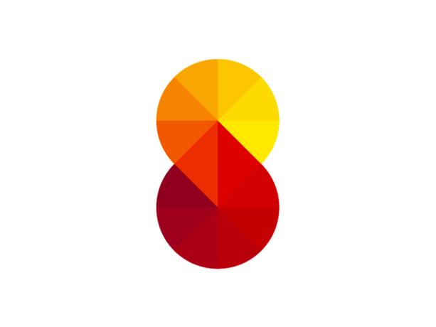 monogram logo design