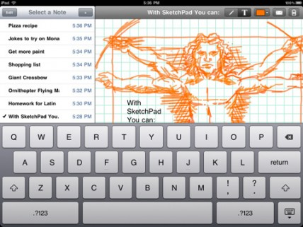 Useful iPad Apps For Designers & Creatives (5)