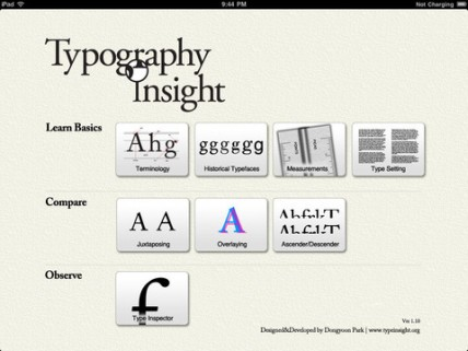 Useful iPad Apps For Designers & Creatives (1)