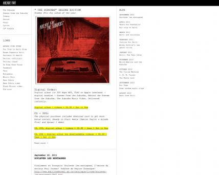 30 Inspiring Music Websites for Design Inspiration (28)