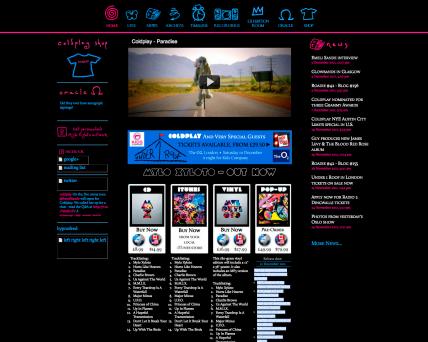 30 Inspiring Music Websites for Design Inspiration (25)