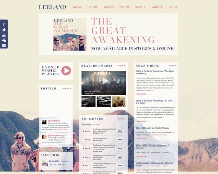 30 Inspiring Music Websites for Design Inspiration (13)