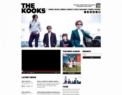 30 Inspiring Music Websites for Design Inspiration