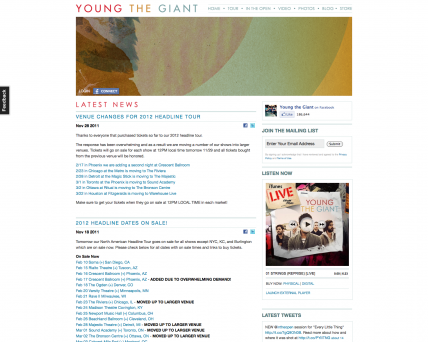 30 Inspiring Music Websites for Design Inspiration (1)