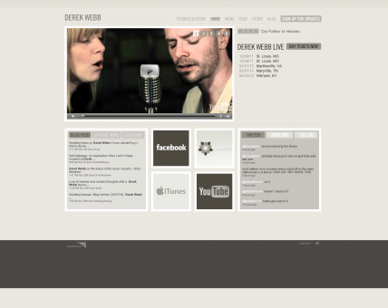 30 Inspiring Music Websites for Design Inspiration (24)