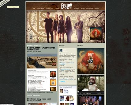 30 Inspiring Music Websites for Design Inspiration (23)