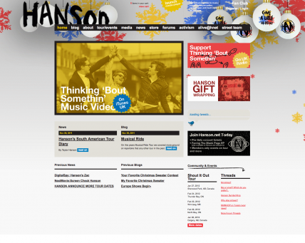 30 Inspiring Music Websites for Design Inspiration (18)