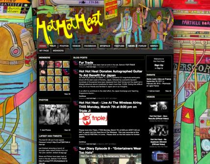 30 Inspiring Music Websites for Design Inspiration (17)