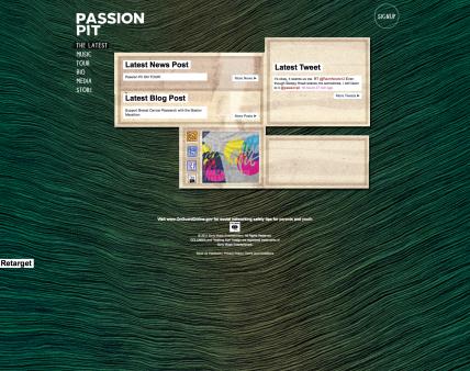 30 Inspiring Music Websites for Design Inspiration (9)