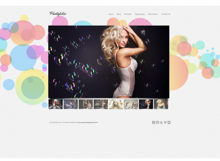 25 Best WordPress Photography Themes