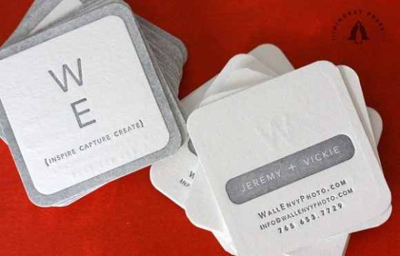 22 Creative Business Cards From January 2012
