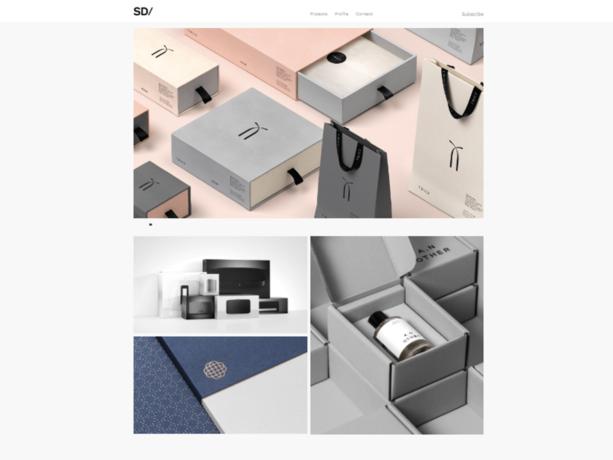 designer portfolio