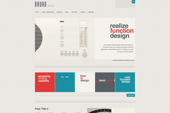Inspiration: A Collection Of Retro Web Designs