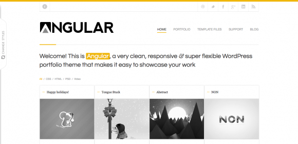 20 Best WordPress Gallery Themes