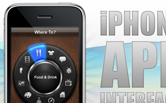 How to Photoshop iPhone App Interfaces