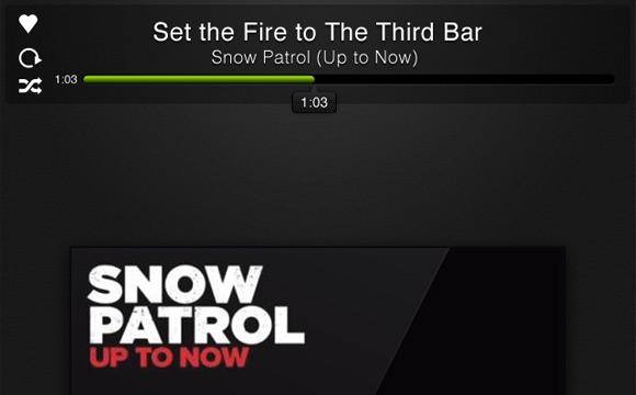 Mobile Music Player UI Tutorial