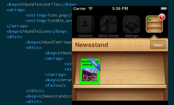 iOS Newsstand Tutorial