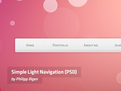 Free High Quality UI Freebies From Dribbble