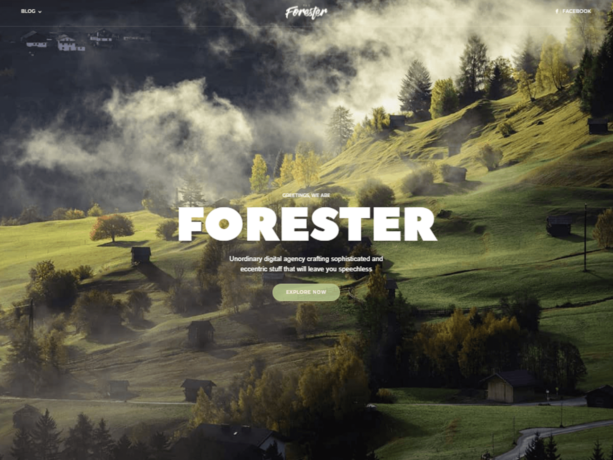 forester theme