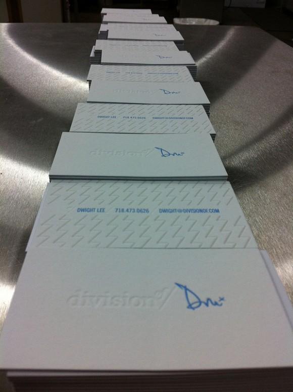 Creative & Stylish Business Card Designs: July 2012
