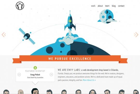 25 Examples Of Typographic Focused Web Design