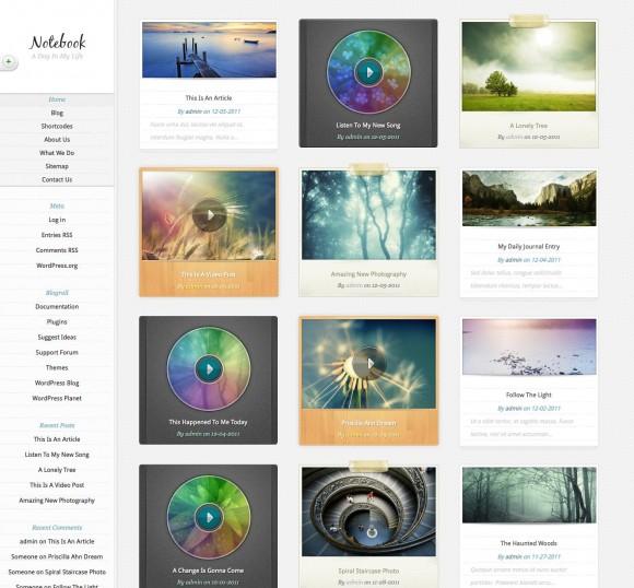 Best Pinterest Style WordPress Themes