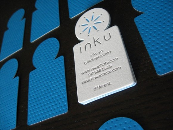 Unconventional Business Cards: A Die Cut Special