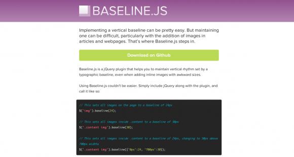 Baseline.js