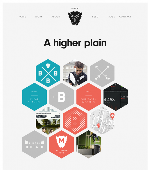 20 Gorgeous Design Studio Web Designs