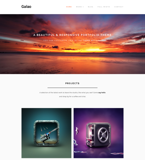 Best WordPress Themes Of The Year - 2012