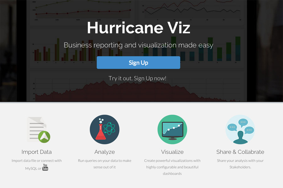 A Roundup of 20 Stylish, Bold Landing Pages