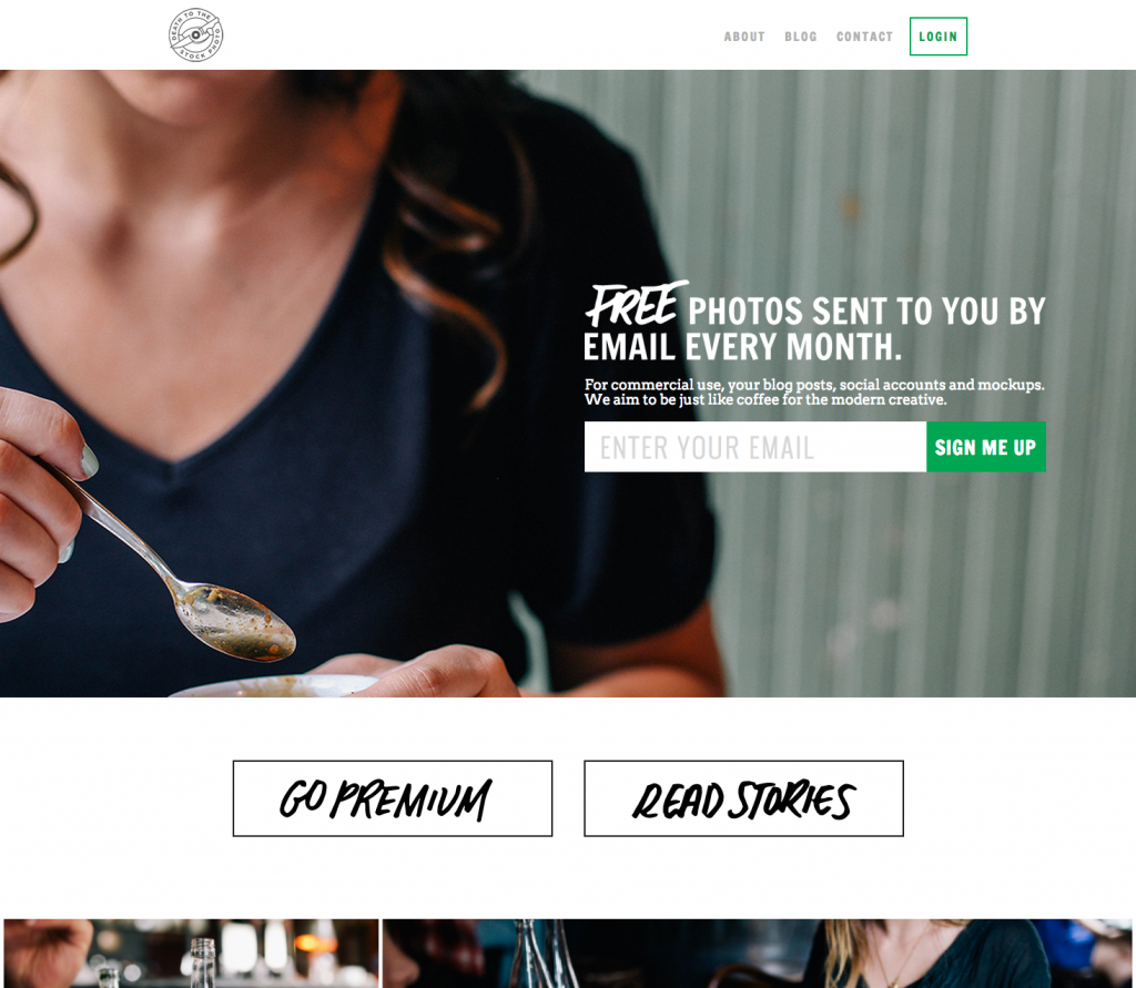 10 Beautiful Stock Photo Resources That Don't Suck