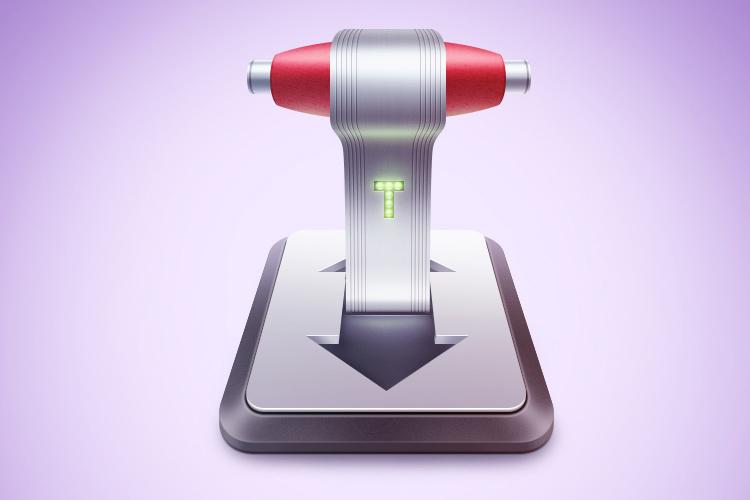 transmission icon redesign mac osx