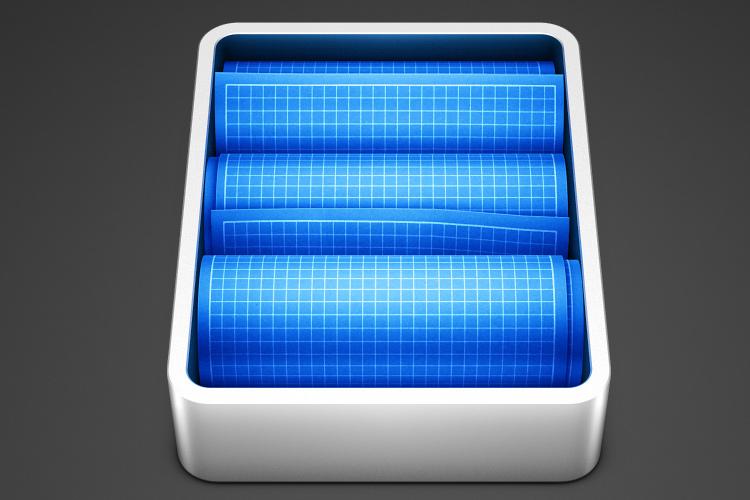 programming icon osx app blueprints