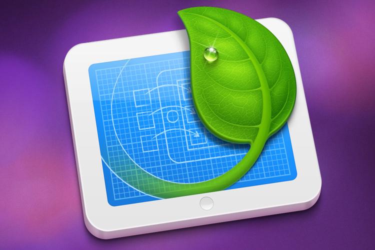 leaf drop blueprint app osx