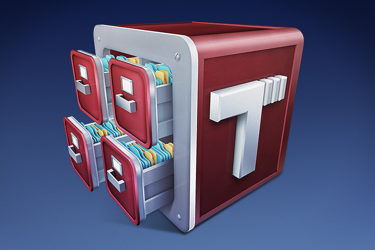 together filing cabinet mac osx icon
