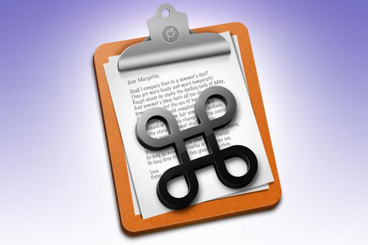 copypaste pro mac osx app icon design