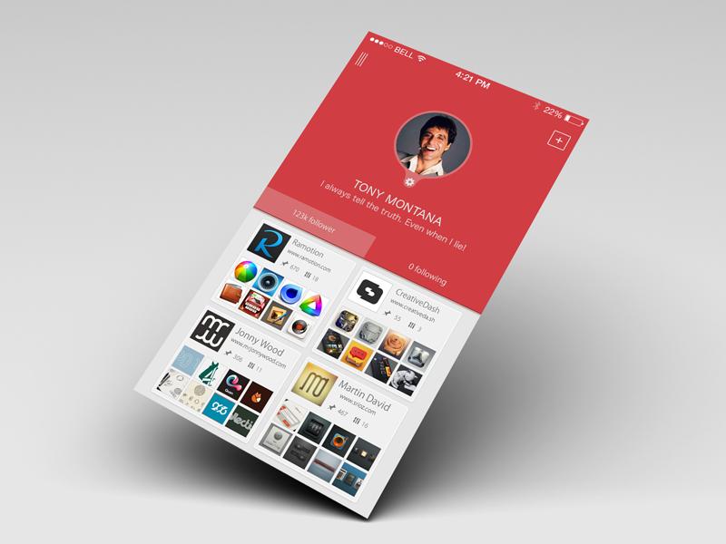 20 Interesting App Re-design Concepts