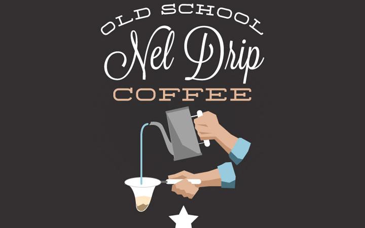 nel drip coffee company logo