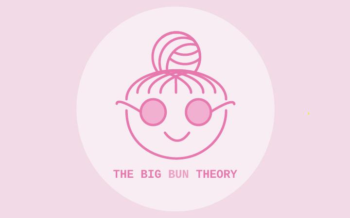 the big bun theory design logo