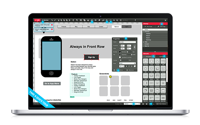 15 Best Tools For Prototyping And Creating Apps