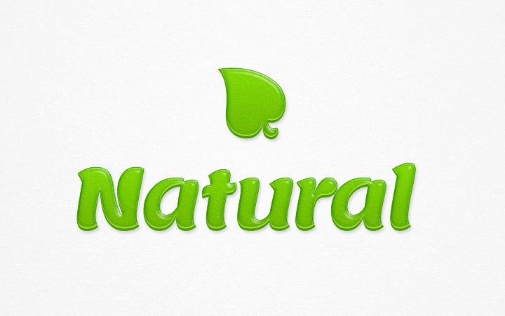 freebie download digital lettering natural