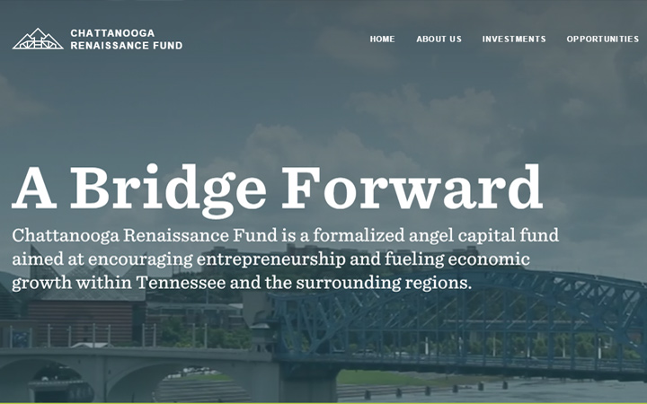 chattanooga renaissance funded website