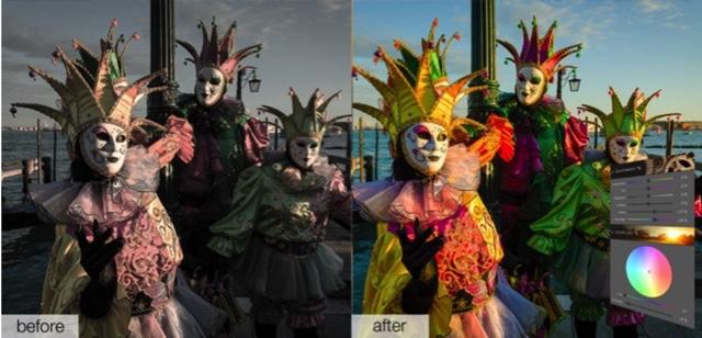 InPixio photo editing software