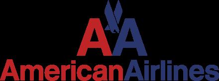 American Airlines monogram logo