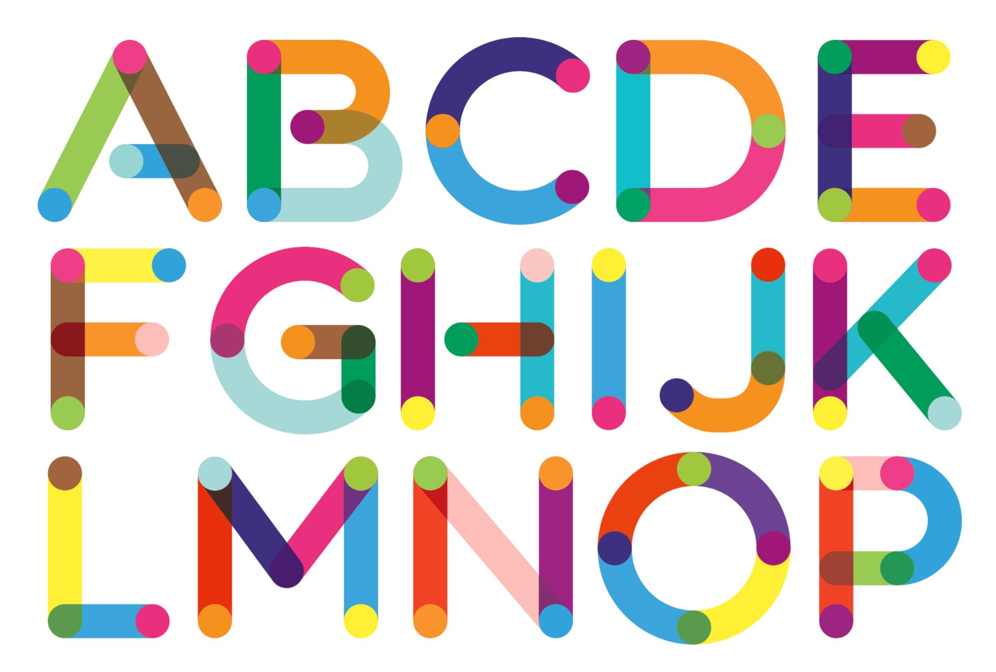 Color Tube Pro free font