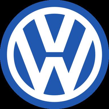 VW monogram logo