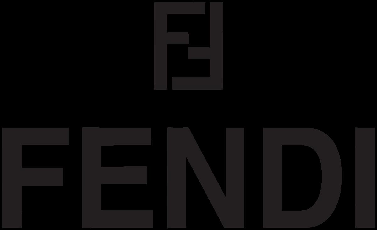 Fendi monogram logo