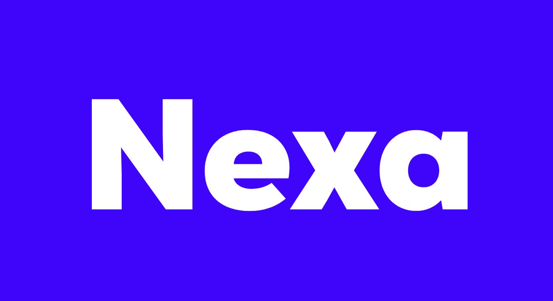 font for dyslexic individuals nexa